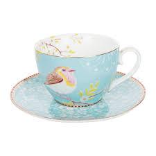 Cappuccino Cups Buy Pip Studio Early Bird Cappuccino Cup U0026 Saucer Amara