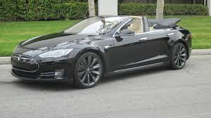 tesla model r tesla model s convertible first drive autoweek