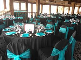 mexican decorations for home linen like disposable tablecloths black and teal u2014 decor for