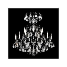 color combination with black buy renaissance rock crystal 6 light chandelier finish antique