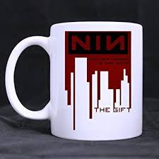 amazon com nine inch nails band customized custom design coffee