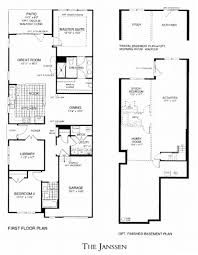 Del Webb Floor Plans by Floor Plans Owl 55