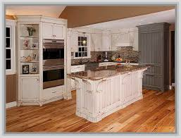 Chalk Painting Kitchen Cabinets Home Interior Design Ideas - White chalk paint kitchen cabinets