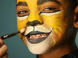 Giraffe Halloween Makeup Lion Makeup Male Mugeek Vidalondon