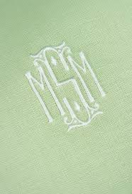 125 best monogrammed linens images on pinterest monograms