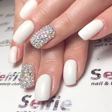 22 best white acrylic nail for you nails c