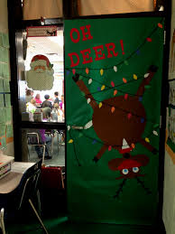 best christmas door decorations for a mini holiday snowman made of