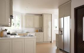 Pre Assembled Kitchen Cabinets Online Society Shaker Khaki Semi Custom Pre Assembled Kitchen