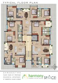 Harmony Floor by Sangeetha Apartments On K K Nagar
