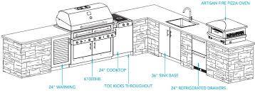 Kitchen Design Plan Popular Kitchens Top Outdoor Kitchen Plans Kalamazoo Outdoor