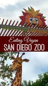 vegan at san diego zoo simple sojourns