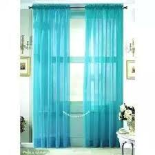 108 Inch Panel Curtains Amazon Com Hlc Me Turquoise 2 Pack 108