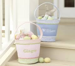 personalized easter basket easter basket themes time for the holidays