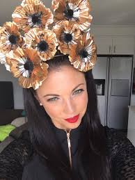 fascinators hair accessories races hairstyles with fascinators hair ideas for race day