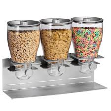 wall mounted dry food dispenser amazon com zevro kch 06151 commercial plus dry food dispenser