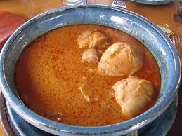 cuisine malienne mafé mafé or chicken in peanut sauce bomma s recipes