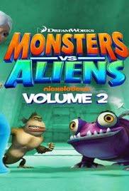 monsters aliens tv series 2013 u20132014 imdb