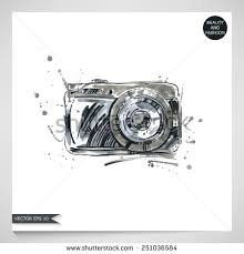 watercolor camera stock images royalty free images u0026 vectors