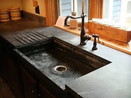 Best Kitchen Soapstone Counters Other Looks Sinks - Shallow kitchen sinks