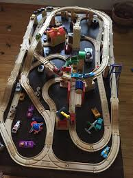 trains for train table pin by christen danae on toy train track designs pinterest train