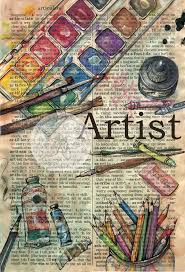 Journal Decorating Ideas by Art Ideas For Artists