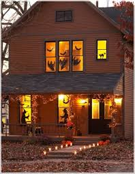 halloween light decoration ideas scary halloween decorating ideas kitchentoday