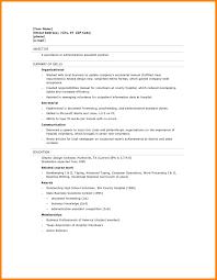 Bookkeeping Resume Template Resume Typing Format Virtren Com
