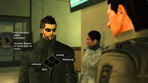 c a si e social casie omega test on officer wagner deus ex human revolution