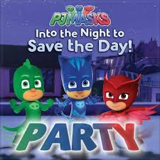 pj masks party presented homewood public library