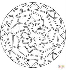 celtic mandalas coloring pages free coloring pages