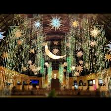 ramadan decorations at mall of the emirates favorite places