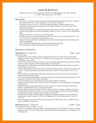 Social Media Resume Example by Social Media Resume Skills Social Media Resume Sample Resume