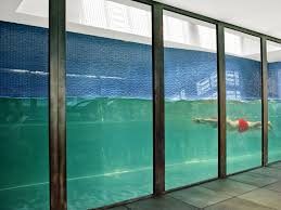 Glass Sided Swimming Pools