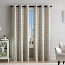 White Eclipse Blackout Curtains Curtains Cool Grey Curtain Ideas For Large Windows Modern Home