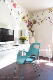 Butterfly Office Decor Classy 10 Home Office Decor For Women Inspiration Of Best 25