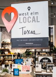 west elm is first retailer to open in legacy west plano magazine