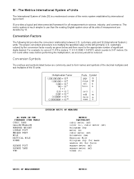 unit conversions international system of units pipe fluid