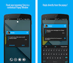 apk sms floating texts sms popup apk version 1 0 3