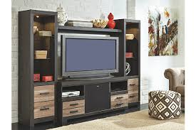 Media Room Designs - tv stands u0026 media centers ashley furniture homestore