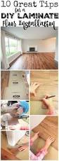 Putting Laminate Flooring 290 Best Images About Diy Home Decor On Pinterest
