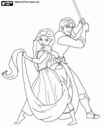 56 tangled images drawings coloring books