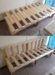 Rykene Bed Frame Pull Out Slat Bed Search Guest Room Pinterest