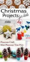 fun christmas projects for kids holidays craft and tree decorations