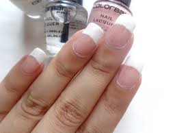 colorbar french manicure kit review