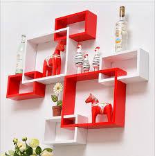 aliexpress buy 3pcs lot three wall hanging shelf