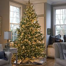 photo of decorated christmas tree home design