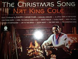 nat king cole christmas album nat king cole the christmas song vinyl record