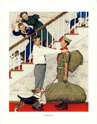 intentions re imagining norman rockwell s boy scouts kcet