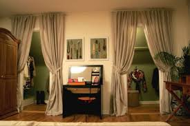 Best Fabric To Use For Curtains 5 Ways To Decorate Your Closet Doors