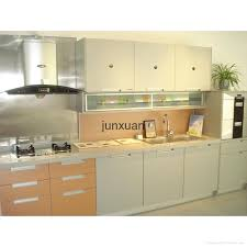 novel design environmentally friendly kitchen cabinet mdf plywood